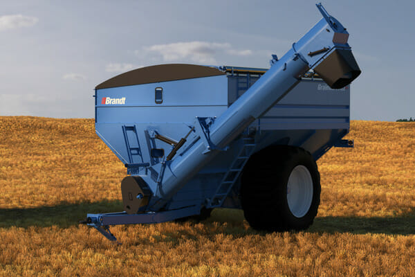 1122DXR grain cart