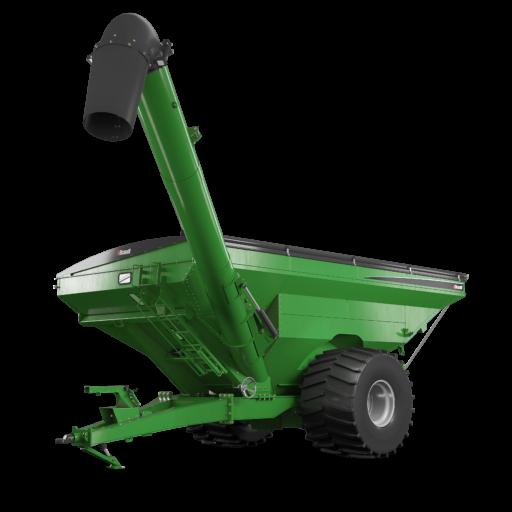 1320XT-GrainCart-Wheeled-Green-Hero