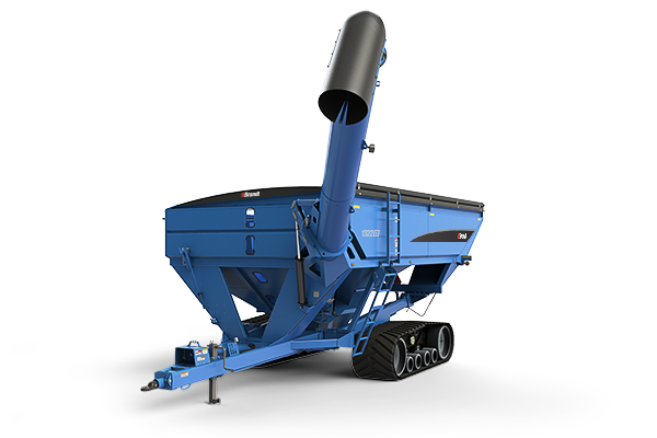 blue 1322XR Grain Cart