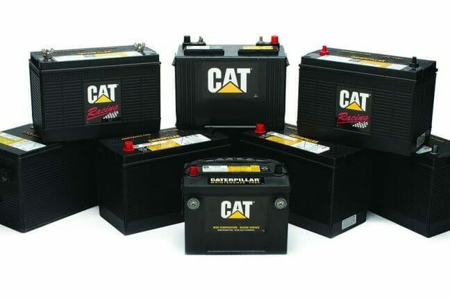 15% Off Cat Batteries