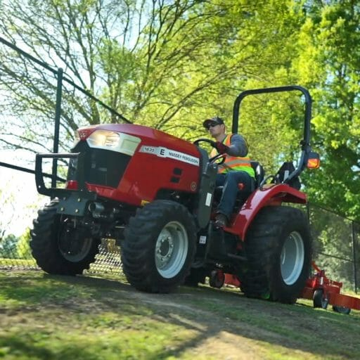 Massey Ferguson 1800E Tractor