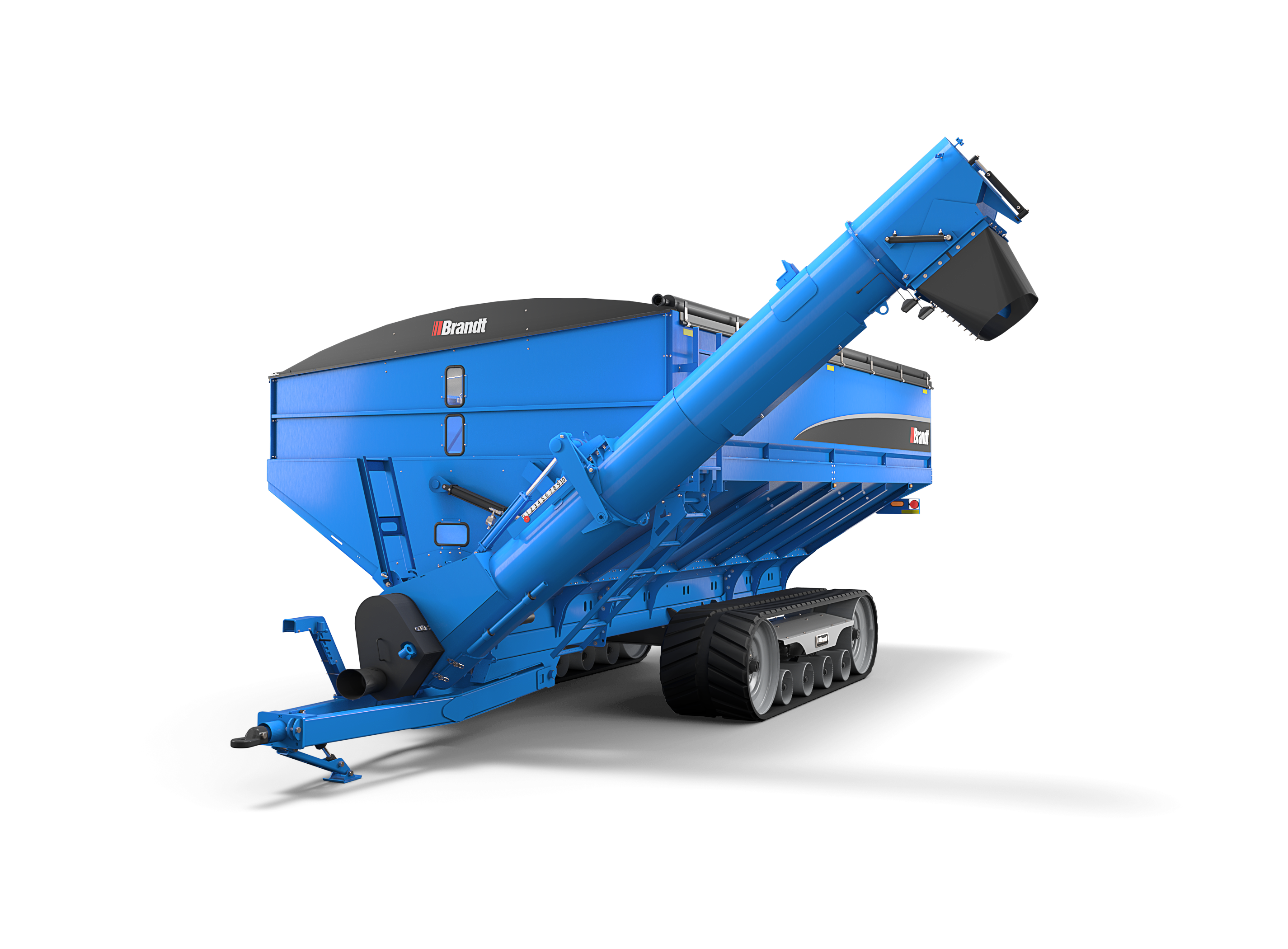 Blue 2022DXR Grain Cart