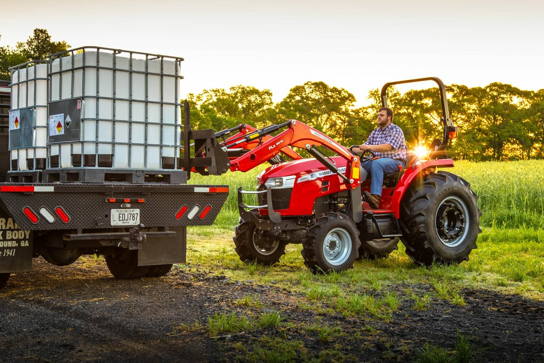 Massey Ferguson 2800E Tractor