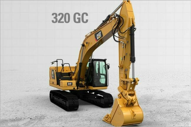 CAT 320 GC Excavator