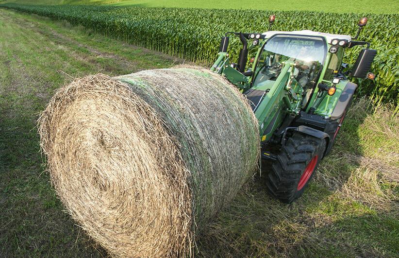 Fendt Tractor Model 500