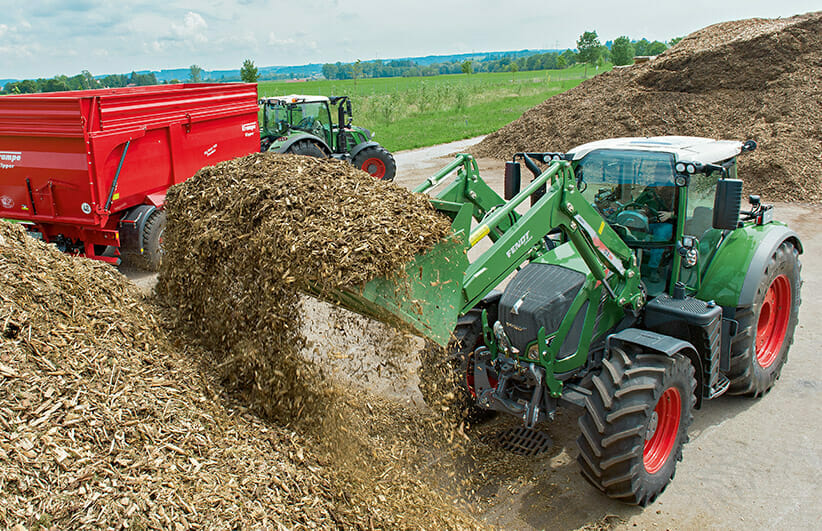 Fendt Tractor Model 700