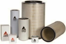 agco fluids and filter cans