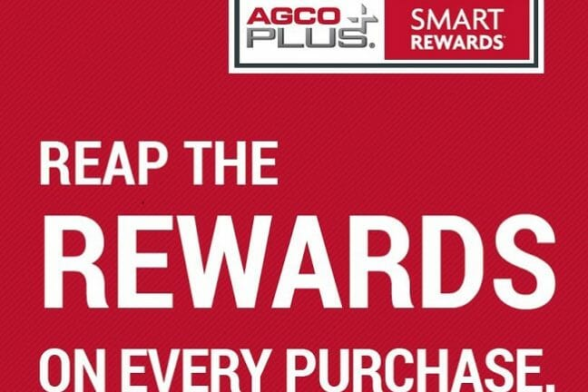 AGCO Plus Smart Rewards