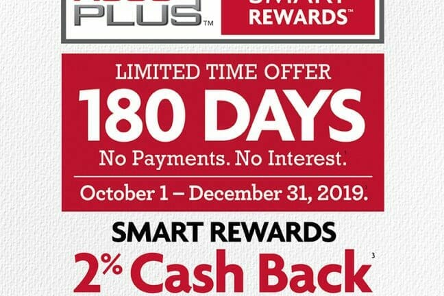 AGCO Plus Financing and Smart Rewards