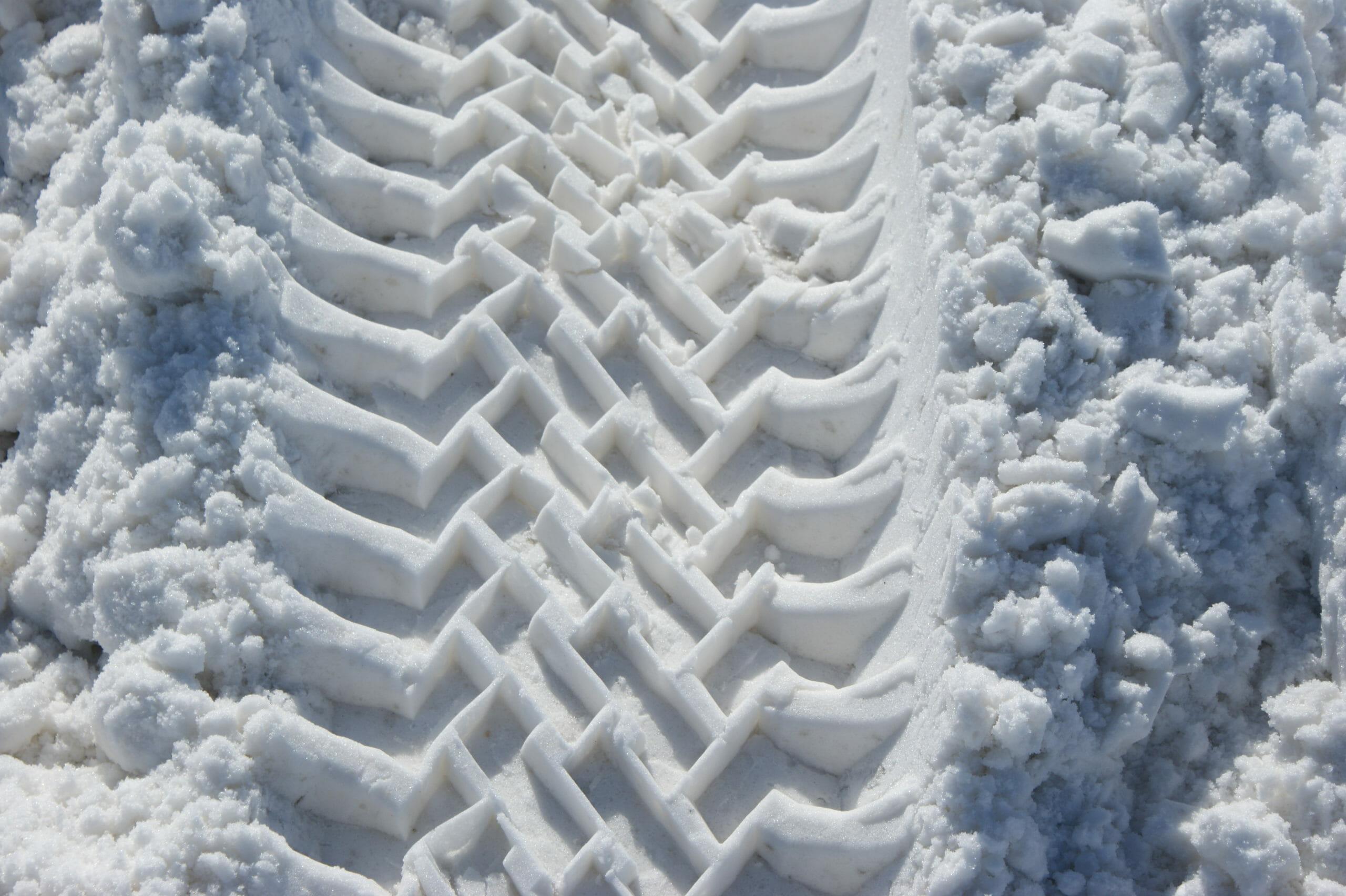 Snow Removal Tracks