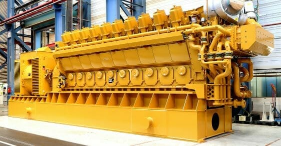 EPS power generator