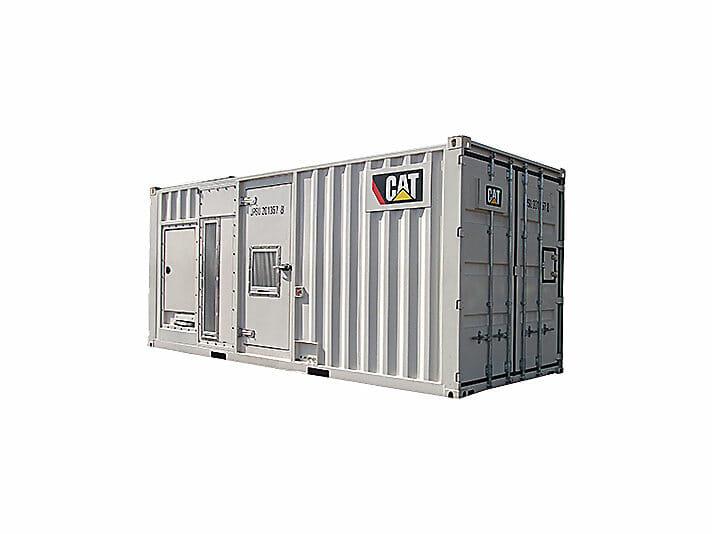 cat metal crate