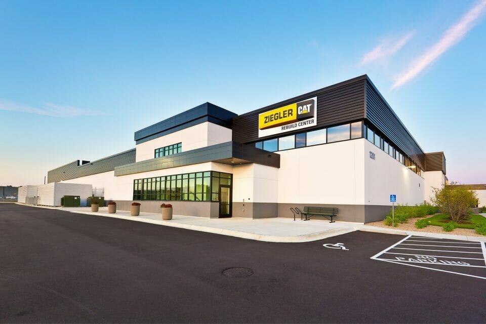 Ziegler Rebuild Center