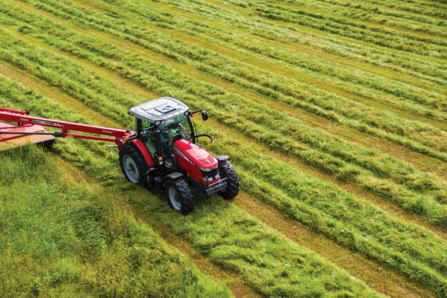 AGCO Hay-Cutting Parts Special