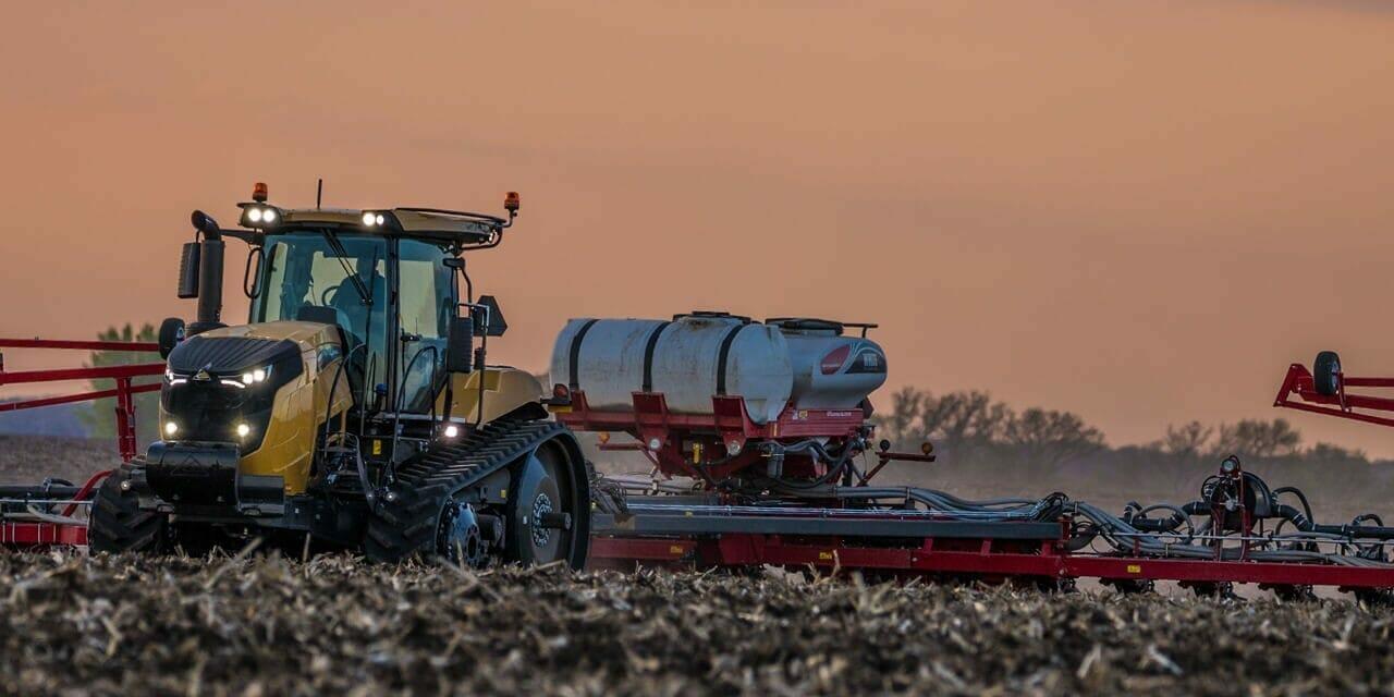 MT700 Series Tractor