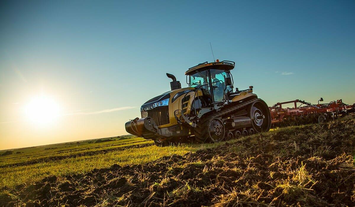 MT800E Series Tractor