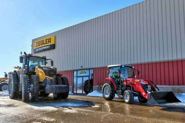 DeForest, Wisconsin Ziegler Ag Equipment