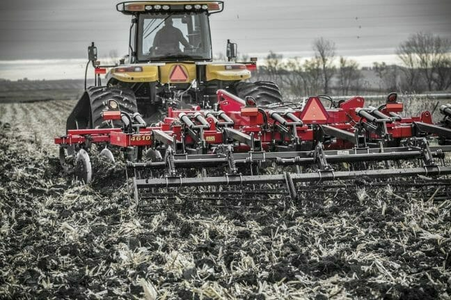 sunflower tillage attachment