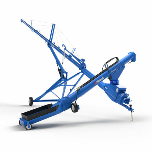 Swing Away Auger