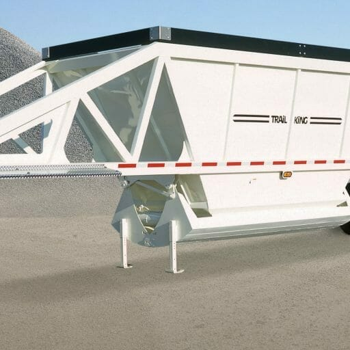 UltraLite Bottom Dump Trailer