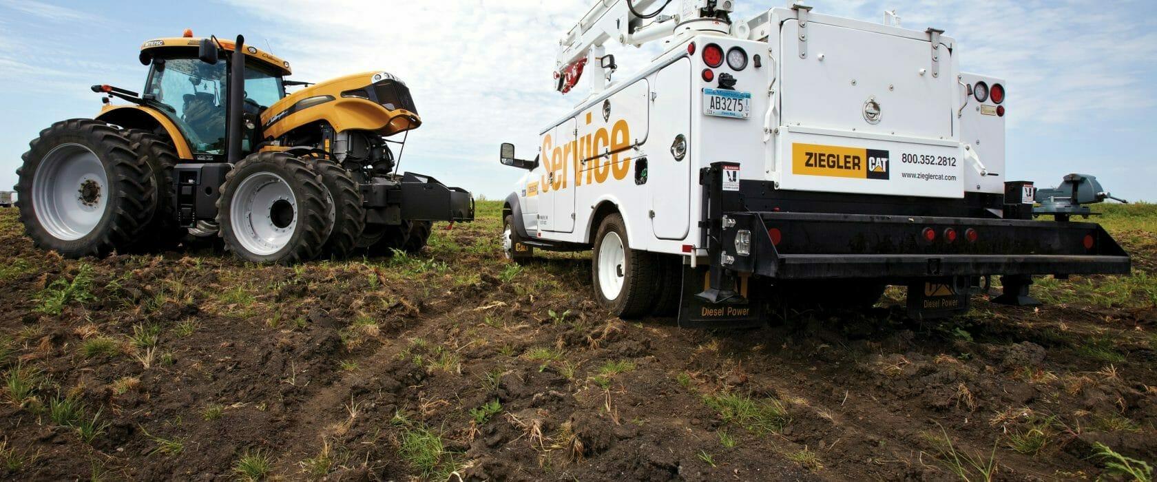 Ag field service