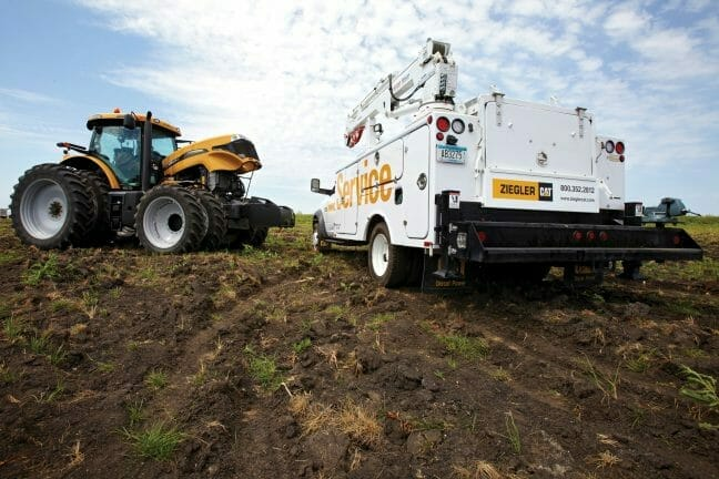 Ag field service
