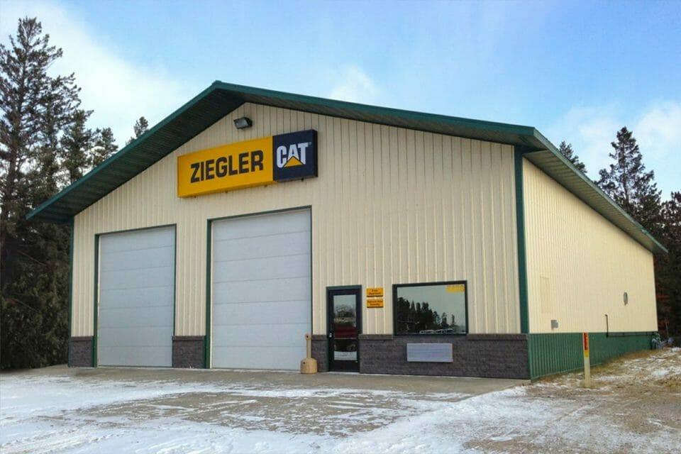 heavy equipment dealer in Bemidji, MN
