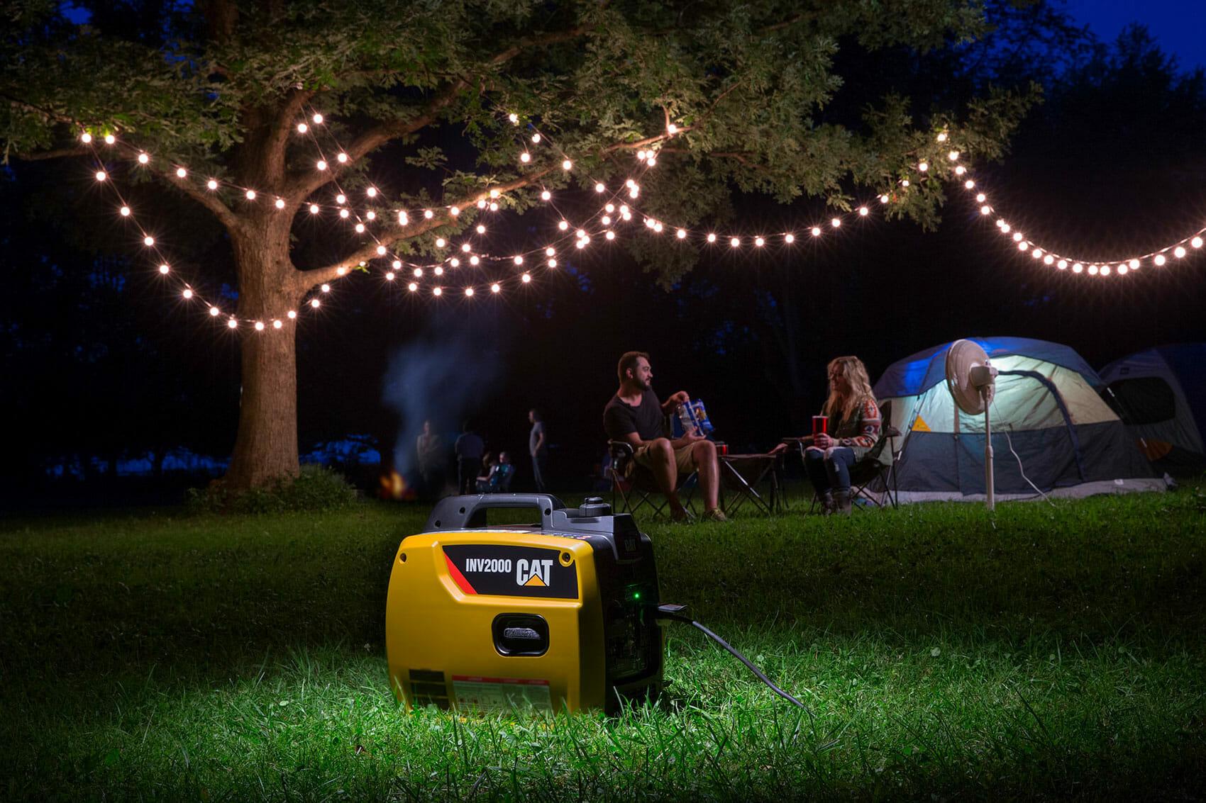 Portable Generators For Your Power Needs Ziegler Cat