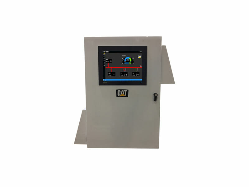cat microgrid master controller