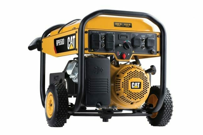 CAT RP6500E Generator