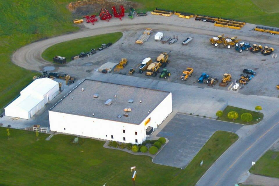 heavy equipement dealer in Crookston, MN