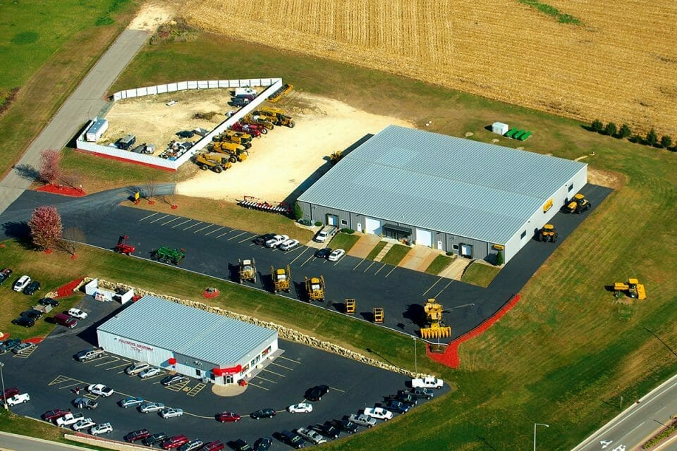 heavy equipment dealer in Dodgeville, WI