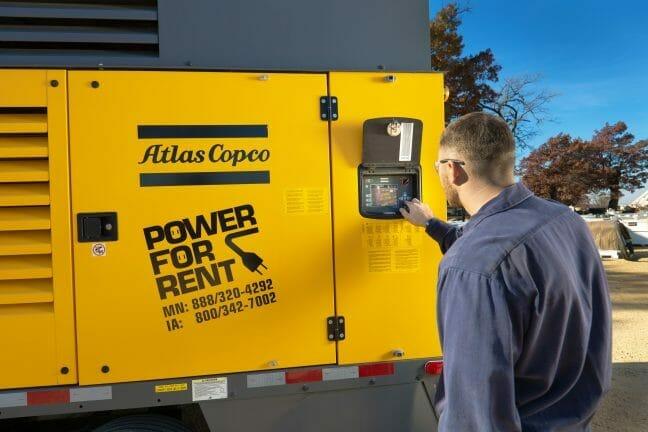 Power Systems Rental Box