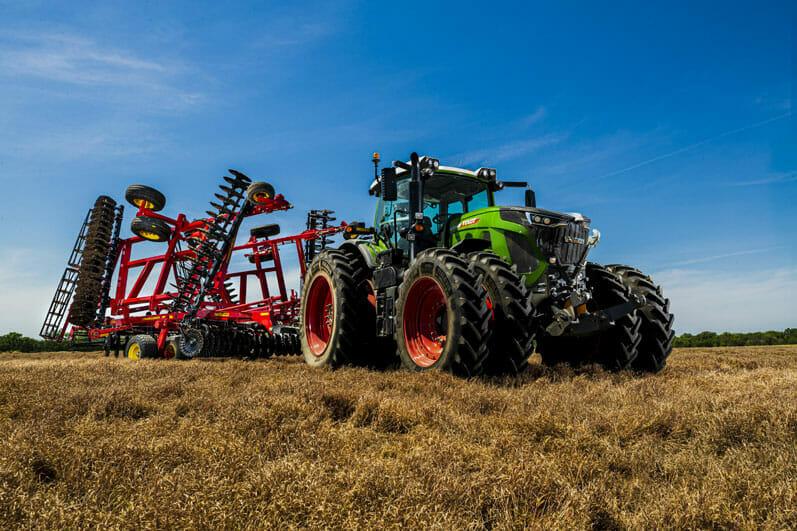Fendt 900 Tractor