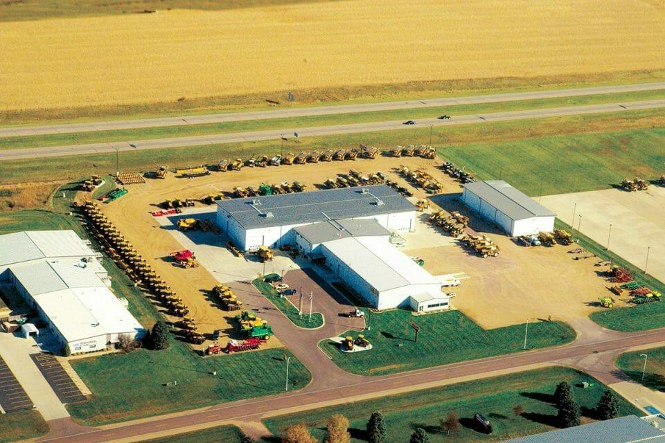 heavy equipment dealer in jackson Minnesota