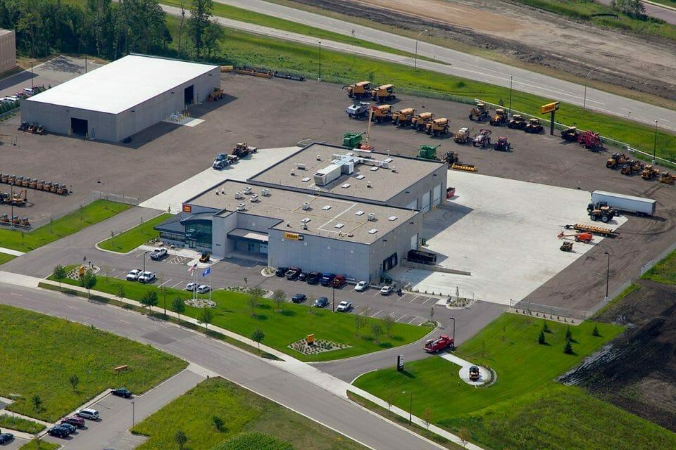 heavy equipment dealer in Mankato, Minnesota