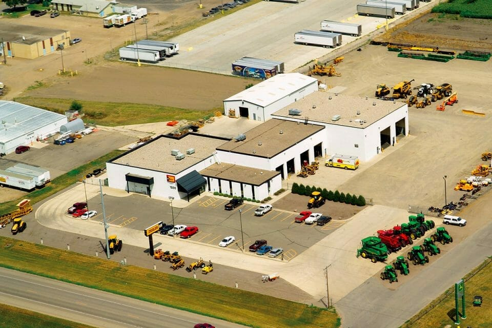 heavy equipment dealer in Marshall, Minnesota