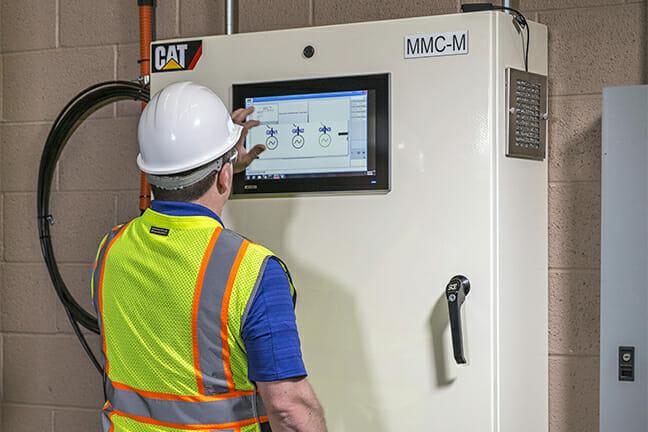 Microgrid controller