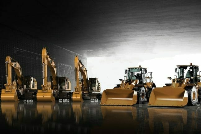 Next generation excavators finance offer