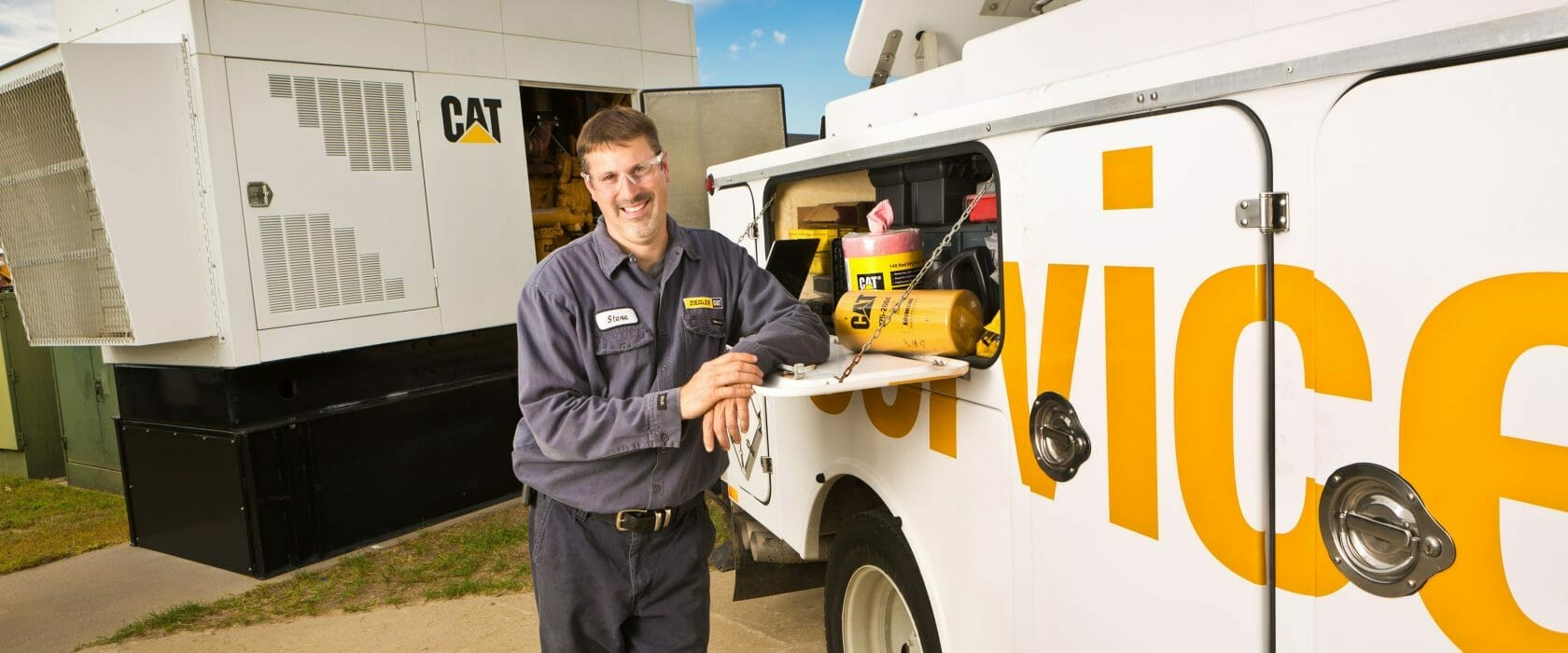 Power systems service