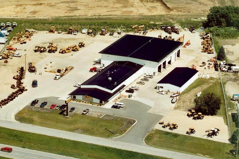 heavy equipment dealer in Rochester, MN
