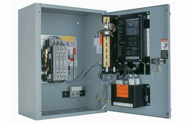 Service Power System