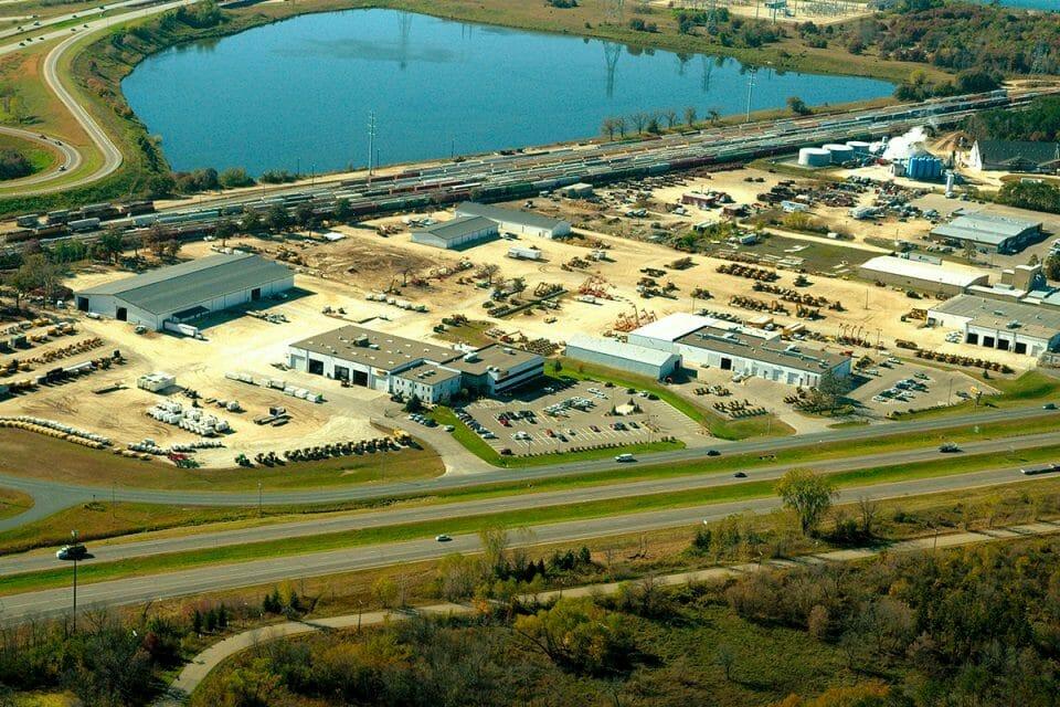heavy equipment dealer in shakopee Minnesota