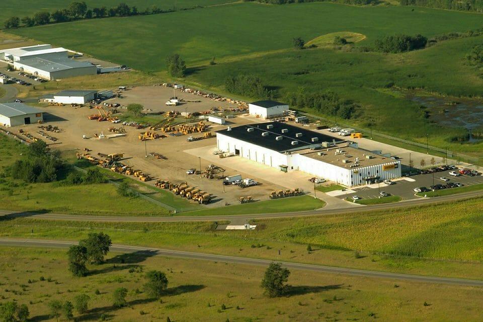 heavy equipment dealer in St. Cloud, MN