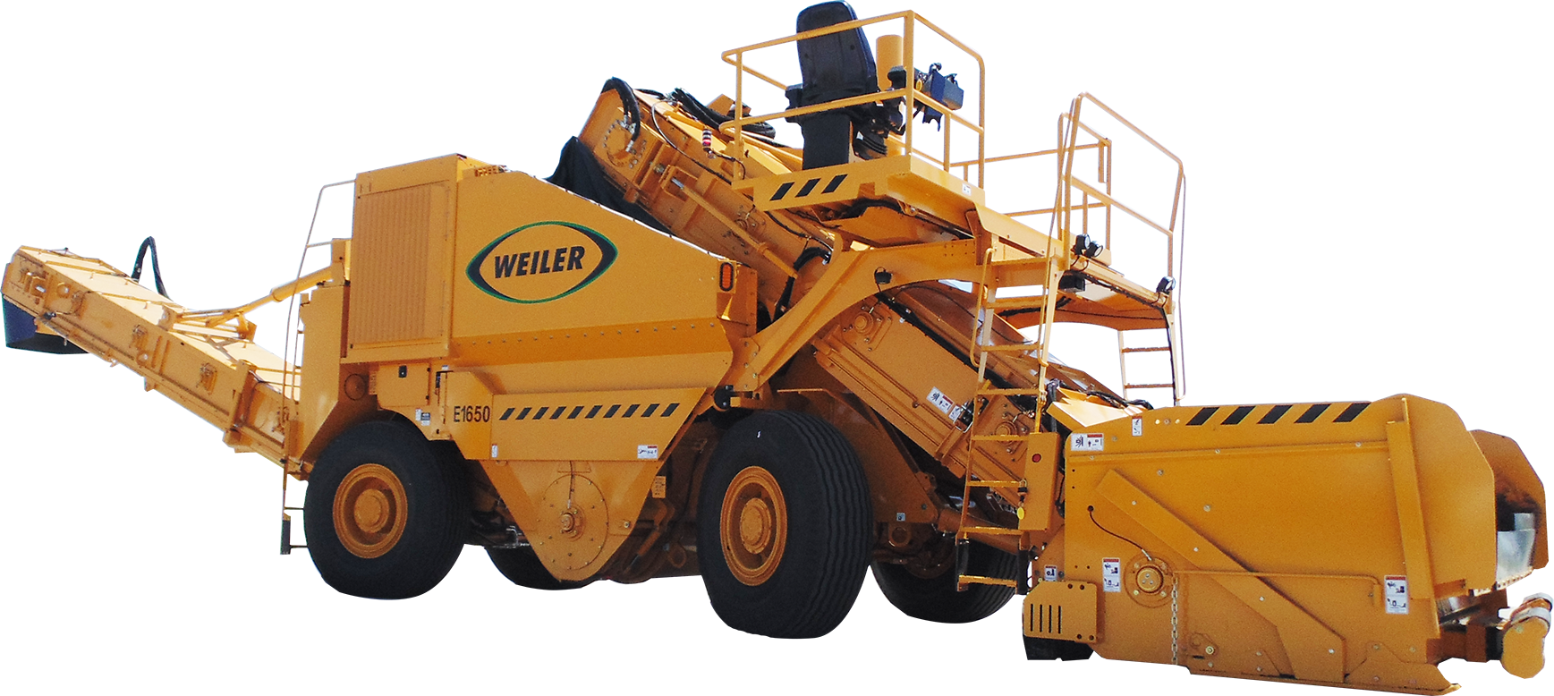 Weiler E1650A