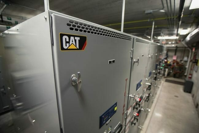 Switchgear CAT
