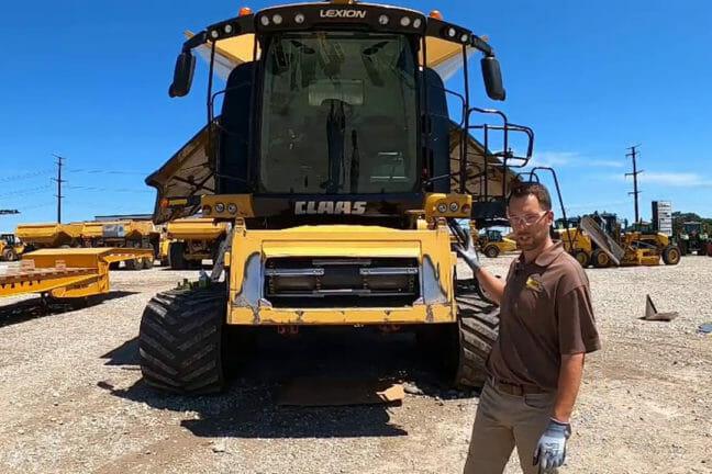 Harvest Equipment Operator Tips
